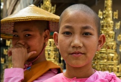 Myanmar Photo Gallery